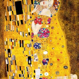 Klimt - The Kiss 1000 Piece Jigsaw Puzzle - Eurographics