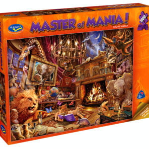 Master of Mania - Story Mania 1000 Piece Puzzle - Holdson