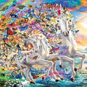 Unicorn Fantasy 2000 Piece Jigsaw Puzzle - Eurographics