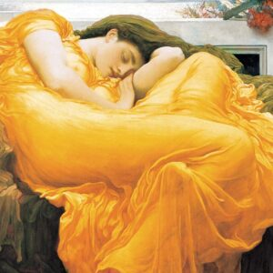 Eurographics Flaming June by Frederic Lord Leighton 1000 Piece Jigsaw Puzzle
