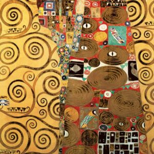 Gustav Klimt - The Fulfillment 1000 Piece Jigsaw Puzzle - Eurographics