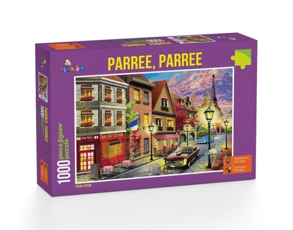 Parree, Parree part II - 1000 Piece Jigsaw Puzzle - Funbox