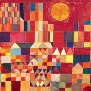 Paul Klee - Castle and Sun 1000 Piece Jigsaw Puzzle - Eurographics
