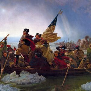 Washington Crossing the Delaware 1000 Piece Puzzle - Eurographics