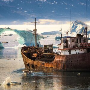 Disko Bay Greenland 1000 Piece Jigsaw Puzzle - Funbox