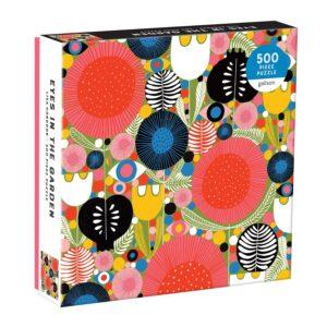 Eyes in the Garden 500 Piece Jigsaw Puzzle - Galison