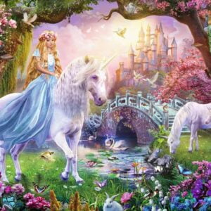 Magical Unicorn 100 Piece Puzzle - Ravensburger
