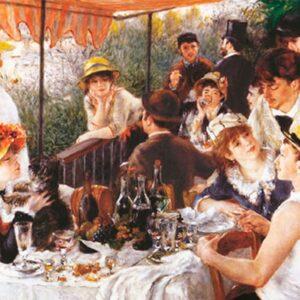 Renoir - Boating Party 1000 Piece Puzzle - Piatnik