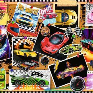 Dream Cars 100 XXL Piece Jigsaw Puzzle - Ravensburger