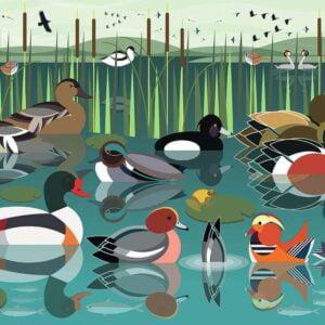 I Like Birds 500 Piece Jigsaw Puzzle - Ravensburger