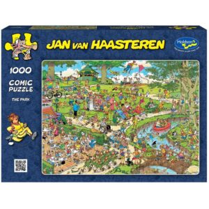 Jan Van Haasteren - The Park 1000 Piece Puzzle - Holdson