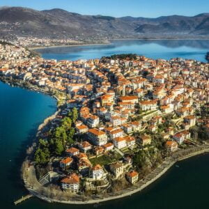 Kastoria Racing Day Greece 1000 Piece Puzzle - Funbox