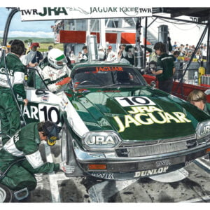 Legends of the Track - Prowling Bathurst 1000 Piece Puzzle - Holdson