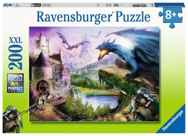 Mountains of Mayhem 200 Piece Puzzle - Ravensburger