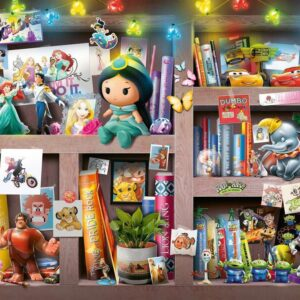 The Collectors Display 100 Piece Jigsaw Puzzle - Ravensburger