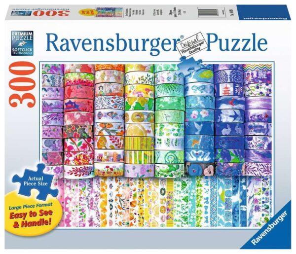 Washi Wishes 300 Extra Large Piece Puzzle - Ravensburger