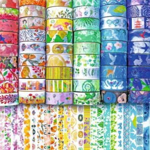 Washi Wishes 300 Extra large Piece Puzzle - Ravensburger