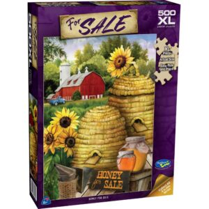For Sale - Honey for Sale 500 XL Piece Puzzle - Holdson