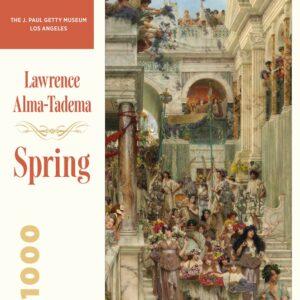 Lawrence Alma-Tadema Spring 1000 Piece Jigsaw Puzzle - Pomegranage