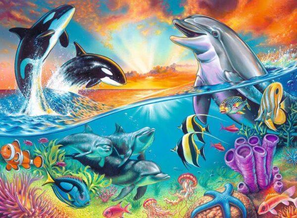 Ocean Wildlife 200 XXL Piece Puzzle - Ravensburger