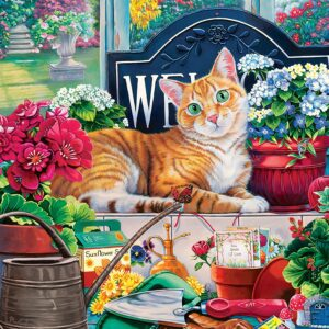 Catology - Blossom 1000 Piece Puzzle - Masterpieces