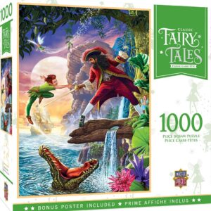 Classic Fairy Tales - Peter Pan 1000 Piece Puzzle - Masterpieces