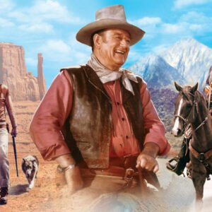 John Wayne - On the Trail 1000 Piece Puzzle - Masterpieces