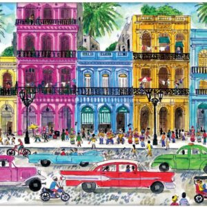 Michael Storrings - Cuba 1000 Piece Puzzle - Galison