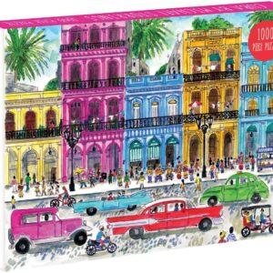 Michael Storrings - Cuba 1000 Piece Puzzle - Galison