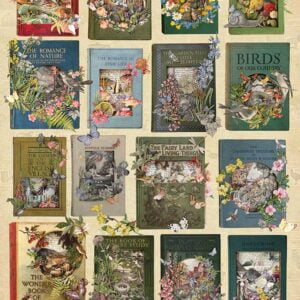 The Nature of Books 1000 Piece Jigsaw Puzzle - Cobble Hill