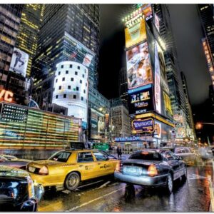 Times Square New York 1000 Piece Puzzle - Educa