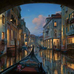 Venetian Dreams 1500 Piece Jigsaw Puzzle - Ravensburger