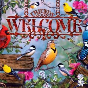 Audubon - Perched 1000 Piece Puzzle - Masterpieces