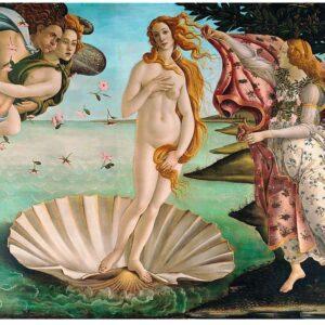 Birth of Venus 1000 Piece Puzzle - Trefl