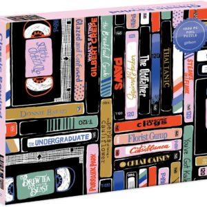 Classic Rewind 1000 Piece Foil Puzzle - Galison