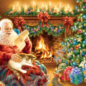 Holiday Glitter - Christmas Dreams 500 Piece Puzzle - Masterpieces