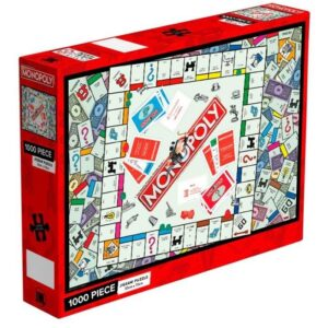 Monopoly Board 1000 Piece Jigsaw Puzzle - Impact