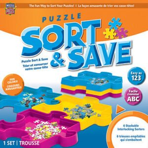 Puzzle Sort & Save - Masterpieces