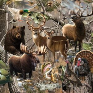 Realtree - Open Season 1000 Piece Puzzle - Masterpieces