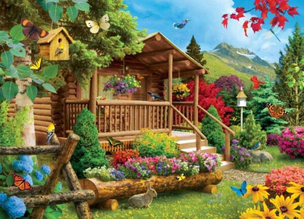Time Away - Summerscape 1000 Piece Puzzle - Masterpieces