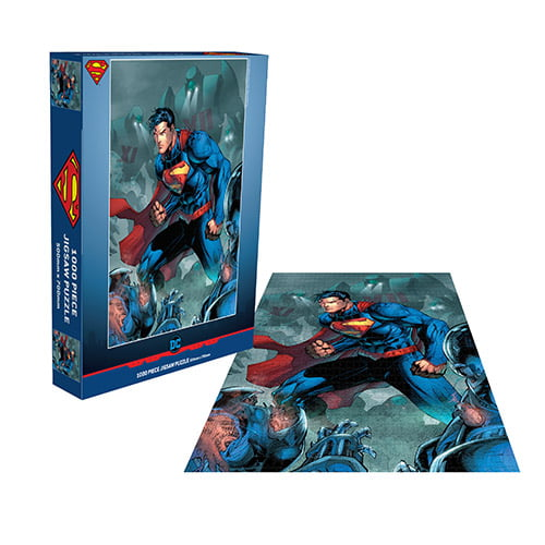 Licensed Puzzle - DC Comics Superman 1000 Piece Puzzle