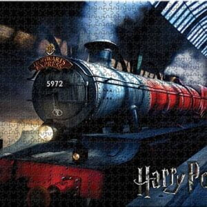 Harry Potter Hogwarts Express 1000 Piece Puzzle