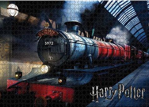 Harry Potter Hogwarts Express 1000 Piece Puzzle