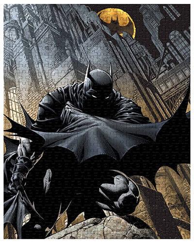 Licensed Puzzle - DC Comics Batman 1000 Piece