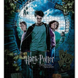 Licensed Puzzle Harry Potter & the Prizoner of Azkaban 1000 Piece Puzzle