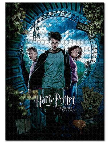Licensed Puzzle Harry Potter & the Prizoner of Azkaban 1000 Piece Puzzle