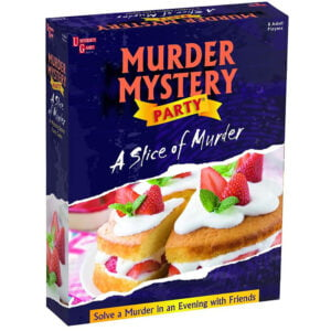 Murder Mystery Party Game - A Slice of Murder