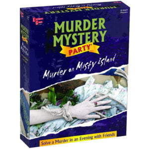 Murder Mystery Party Game - Murder on Misty Island