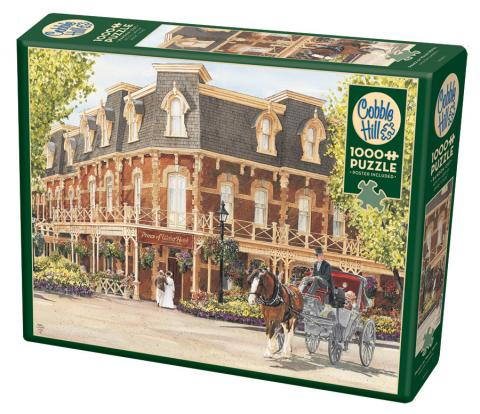 Prince of Wales Hotel 1000 Piece Puzzle