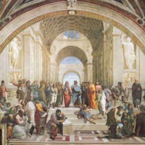 Raphael School of Athens 1000 Piece Puzzle - Eurographics